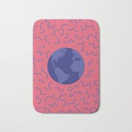 Pink world Bath Mat