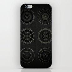Inner Space 7 iPhone & iPod Skin