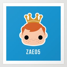 Zae05 (2) Art Print
