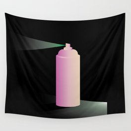S P R A Y Wall Tapestry