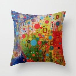 Vesuvio Throw Pillow