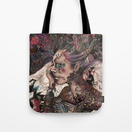 furious angels Tote Bag