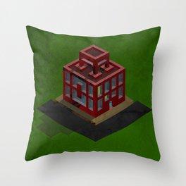 Let's Go To School Throw Pillow