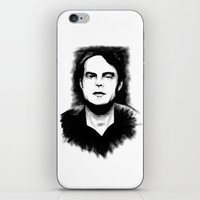 snl iPhone & iPod Skins featuring DARK COMEDIANS: Bill Hader by Zombie Rust