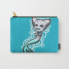 Zodiac Cats - Pisces Carry-All Pouch