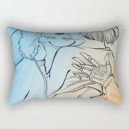 Dear - Undertale Rectangular Pillow