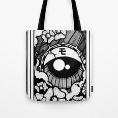 ojo japones Tote Bag