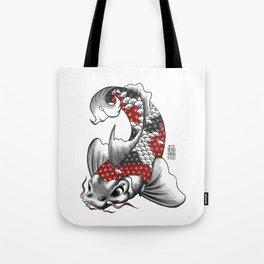 M&m Designs - Koi Fish Tote Bag