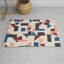 Tangram Wall Tiles 03 Rug