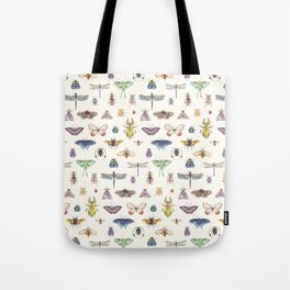 Insects Tote Bag