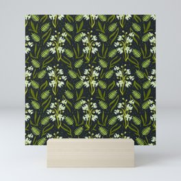 Prairie orchid Mini Art Print