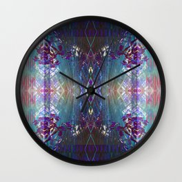 (Charging, Chanting Down) The Jungle Line Wall Clock