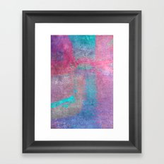 MURO Framed Art Print