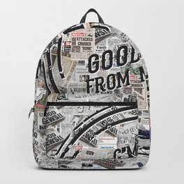 Just Good News Backpack