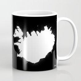 Iceland W&B Coffee Mug