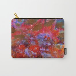 Red Nebula Carry-All Pouch