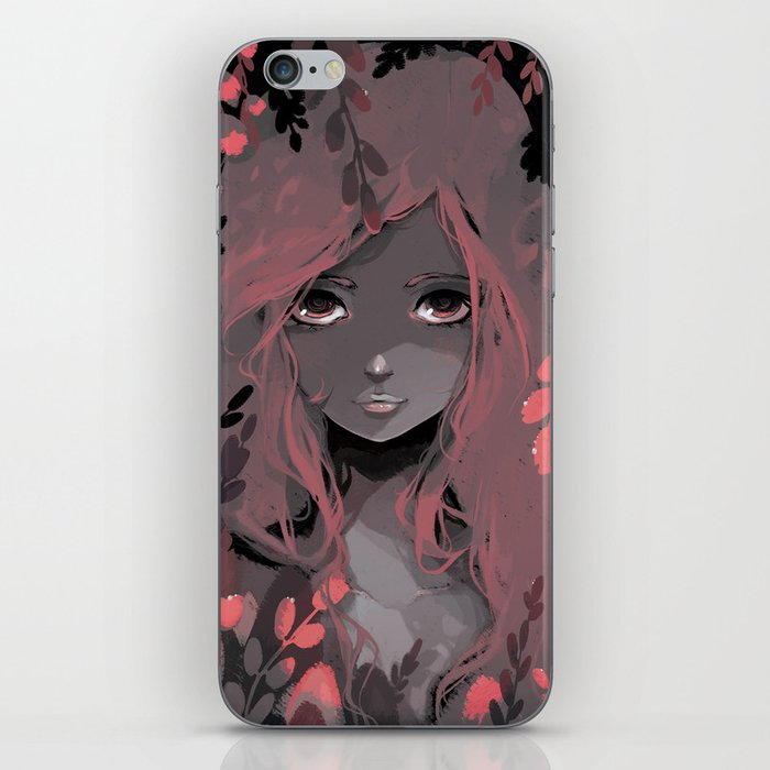 Pia iPhone Skin