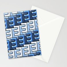 Geometrix XXI Stationery Cards
