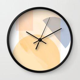 I see birds Wall Clock