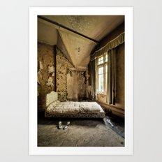 Sleep Well… Art Print