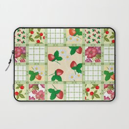 Colorful summer pacifrc. Laptop Sleeve