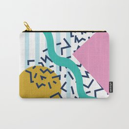 MEMPHIS CRAYON Carry-All Pouch