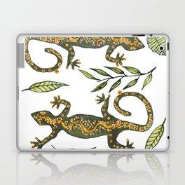 Lady Gecko Laptop & iPad Skin