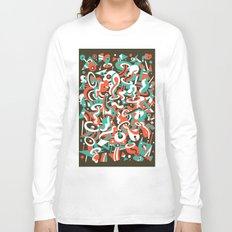Schema 8 Long Sleeve T-shirt