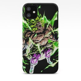 Broly - DBS iPhone Case
