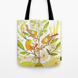 New winds Tote Bag