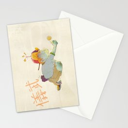 Gibu boy Stationery Cards