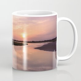 North Topsail Sunset Coffee Mug