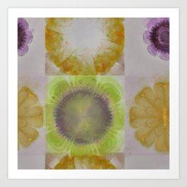 Musardry Feeling Flower  ID:16165-131527-62230 Art Print