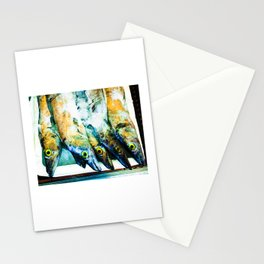Fish - Chinatown NYC Stationery Cards