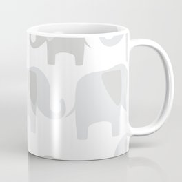 Elephant pattern Coffee Mug