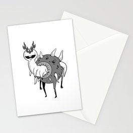 Wormy Stationery Cards