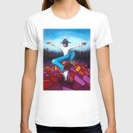 Locking Points T-shirt