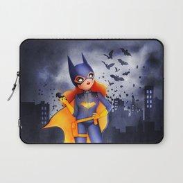 Batgirl Laptop Sleeve
