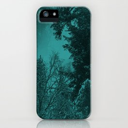 Fantasy Forest..... iPhone Case