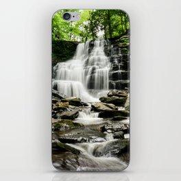 Waterfalls Ricketts Glen State Park, Pa #1 iPhone Skin