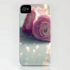 Love In The Rain iPhone (4, 4s) Slim Case