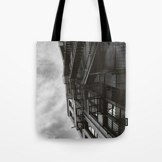Brooklyn Architecture Tote Bag