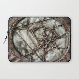Woven Threads . Dream Catcher Laptop Sleeve