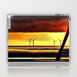Sun going down Laptop & iPad Skin