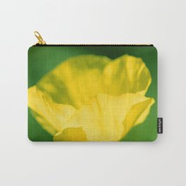 Meconopsis cambrica Carry-All Pouch