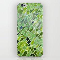 New Growth Mosaic iPhone & iPod Skin