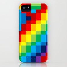 Fuzz Line #3 iPhone (5, 5s) Slim Case