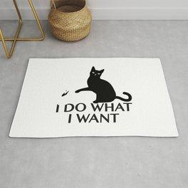 I Do What I Want (3) Rug