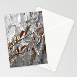 Ice land. Stationery Cards