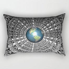 No World Government Rectangular Pillow